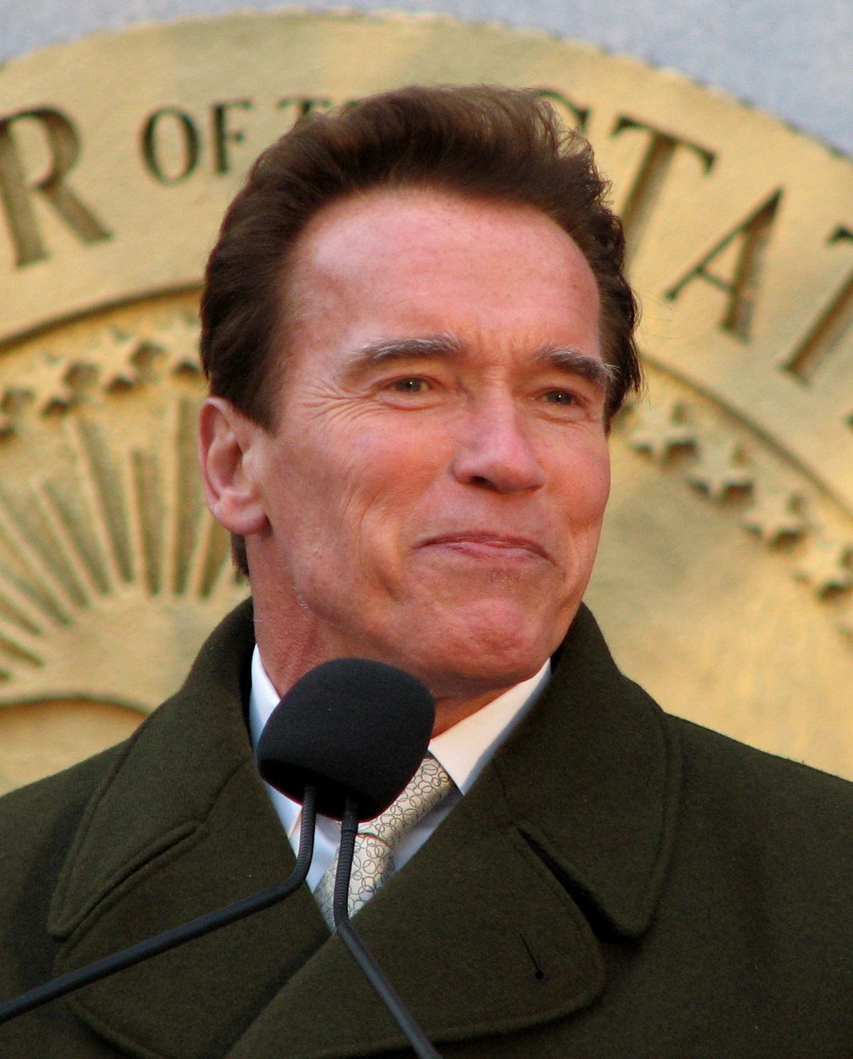 Arnold Schwarzenegger - Wikiquote Arnold Schwarzenegger