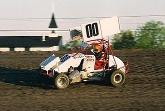 Sprint car racing - Mini sprint car