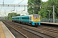 Arriva Trains Wales Class 175, 175102, Levenshulme railway station (geograph 4005187).jpg