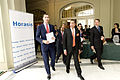 Arrival of the Spanish Crown Prince, 2010 Horasis Global India Business Meeting.jpg