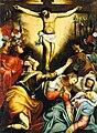 Artgate Fondazione Cariplo - (Scuola ferrarese, copia da Taddeo Zuccari - XVI), Crocifissione.jpg