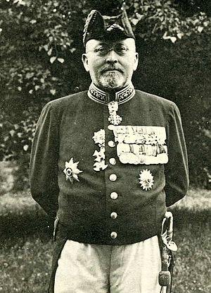 Arthur Achleitner - Arthur Achleitner in 1922