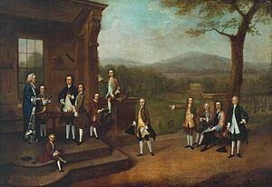 Arthur Devis (1712–1787) - Image: Arthur Devis 14
