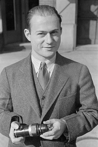 Arthur Rothstein - Rothstein in 1938