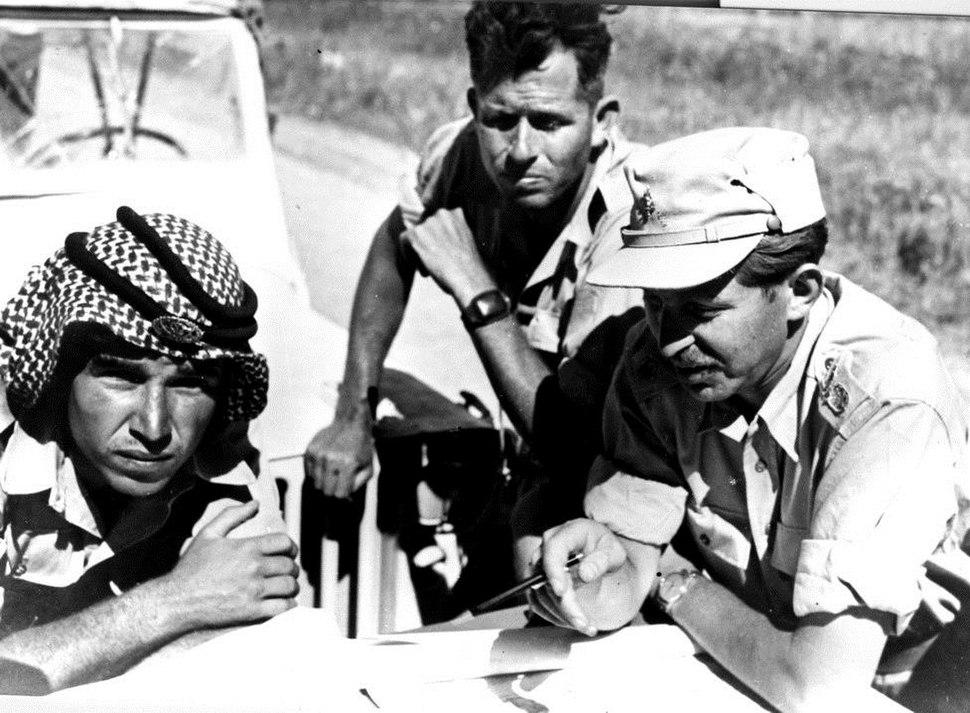 Asaf Simchoni Armistice Line 1948