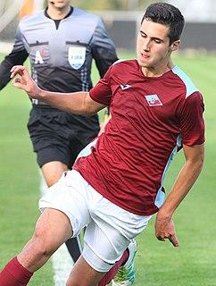 Asen Chandarov Bulgarian footballer