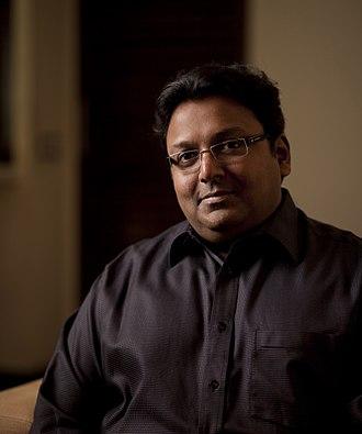 Ashwin Sanghi - Image: Ashwin Sanghi 9