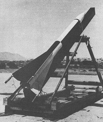 Asp (rocket) - Asp