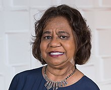 Associate Professor Henrietta Marrie AM, Gimuy Walubara Yidinji elder, and academic at Central Queensland University.jpg