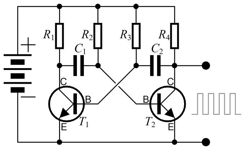 Schema elettrico emp jammer