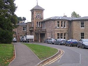 Astley Ainslie Hospital - Image: Astley Ainslie Hospital, Canaan Park geograph.org.uk 595595