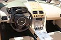 Aston Martin DB9 Volante 2006 Roadster Cockpit CECF 9April2011 (14577902186).jpg