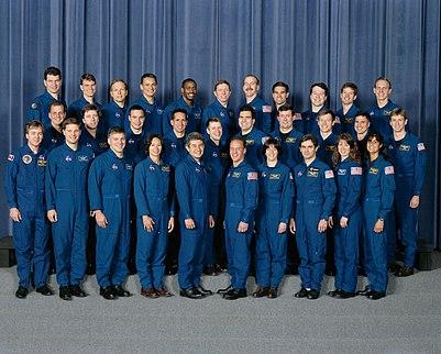 Astronaut class of 1998