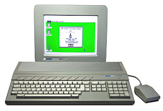 Atari ST Line of home computers from Atari Corporation