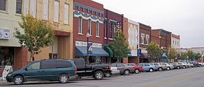 Downtown Atchison