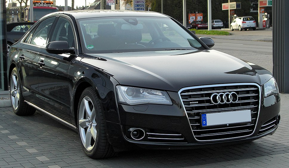Audi A8 III 4.2 TDI quattro front 20100416