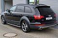 Audi Q7 offroad style S line 3.0 TDI quattro tiptronic Phantomschwarz Heck.JPG