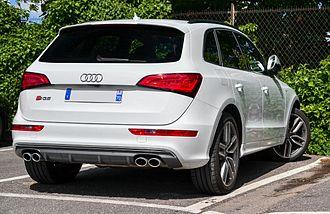 Audi Q5 - Audi SQ5 TFSI