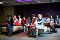 Audience at Wikimania 2014 - 14845925666.jpg