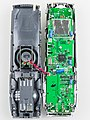 Audioline BigTel 128 - phone - case opened-92937.jpg