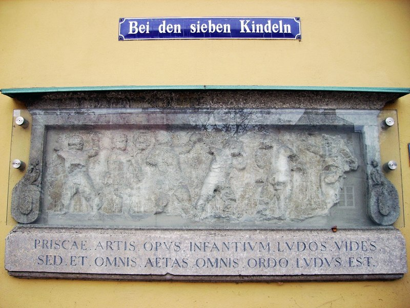 Augsburg Sieben Kindeln