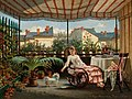August Borckmann - Leisure Time.jpg