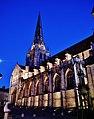 Autun Cathédrale St. Lazare bei Nacht 2.jpg