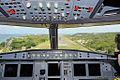 Avianca Airbus A320 N446AV Aterrizando en San Andrés (SKSP - ADZ) (6887816949).jpg