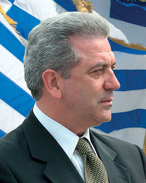 Dimitris Avramopoulos, greek politician. New D...