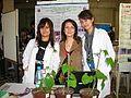 Aydın Fen Lisesi-TÜBİTAK 2008.JPG
