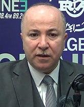 Aymen Benabderrahmane, Radio Algérienne - 23. März 2021.jpg