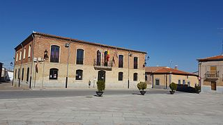 Cantalpino Municipality in Castilla y León, Spain