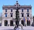 Ayuntamiento de Gijón, Plaza Mayor.jpg