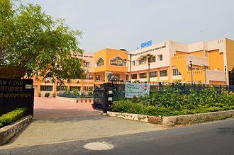 Maulana Abul Kalam Azad Institute of Asian Studies - The Azad Bhavan, Maulana Abul Kalam Azad Institute of Asian Studies.