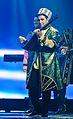 Azerbaijani ashiq at Eurovision 2012.jpg