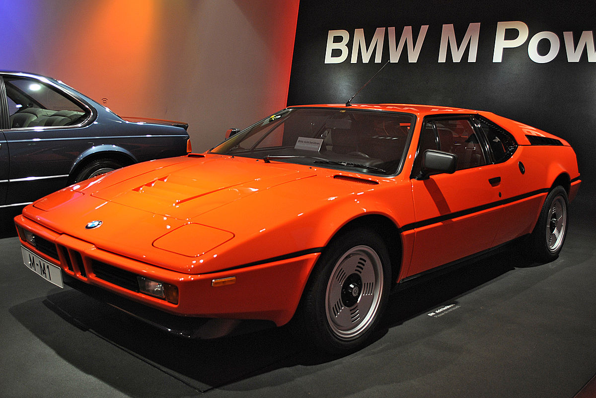 bmw m1 wikipedia. Black Bedroom Furniture Sets. Home Design Ideas