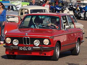 BMW 02 Series - BMW 2002 tii