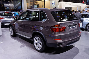 BMW X5 Xdrive40d - Mondial de l'Automobile de Paris 2012 - 003.jpg