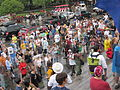 BP Oil Flood Protest NOLA Carriages Free Blackened Redfish.JPG