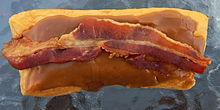 Maple bacon donut - Wikipedia, the free encyclopedia