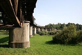 Bad Muskau - Fischbauchbrücke 01 ies.jpg