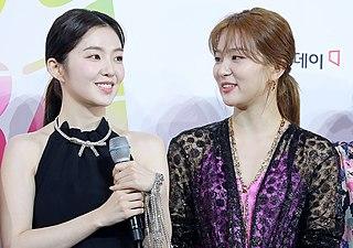 Red Velvet - Irene & Seulgi South Korean girl group