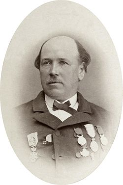 Charles Baillairgé in the 1870s