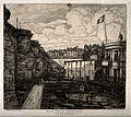 Bain-Froid Chevrier, Paris; the bath house. Etching, 1864. Wellcome V0014264.jpg
