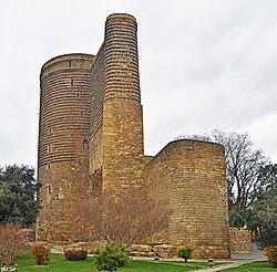 Baku Maiden Tower 004 7736.jpg