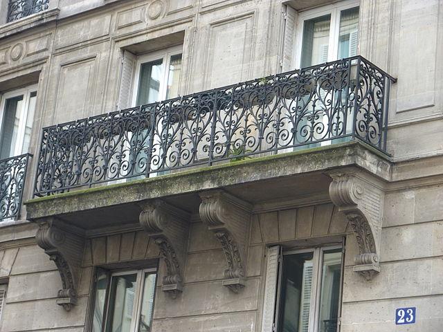 Les Balcons Paris Hotel