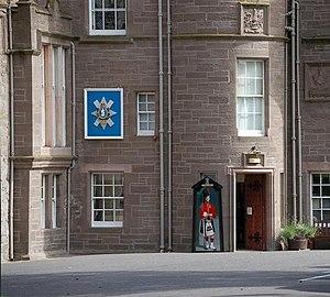 Balhousie Castle - Image: Balhousie Castle (2) geograph.org.uk 548499