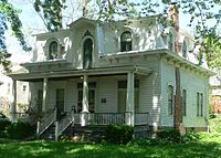 Balie P. Waggener house from SE 1.JPG