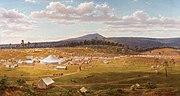 Ballarat 1853-54 von guerard