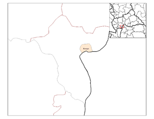 Sub-prefectures of the Central African Republic - Commune of Bangui